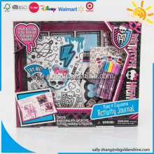Ensemble d'activité de journal Monster High Light-up